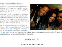 Toronto Friends Organization