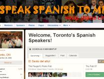 Toronto's Spanish Community