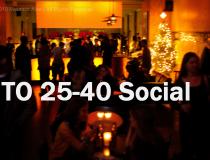 Toronto 25-40 Social