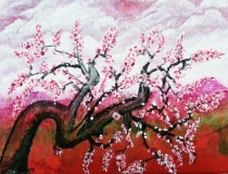 Art Collection: Cherry Blossom II